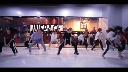 INSPACE舞蹈-LuLu老师-Jazz进阶课程视频-(Part 2)