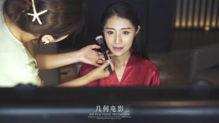 几何电影 | LI and Zhao 喜印王子婚礼快剪