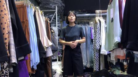 华荣服饰原创新款半身裙一组20条500包女装走份组合包
