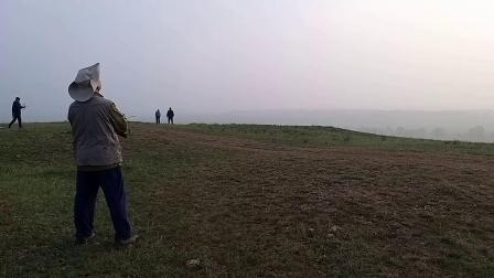 北京鹰飞燕舞在沽源天鹅湖旅游放飞(三)