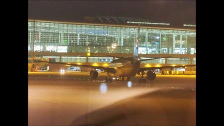 2019年1月21-22日大韩航空航班体验集锦