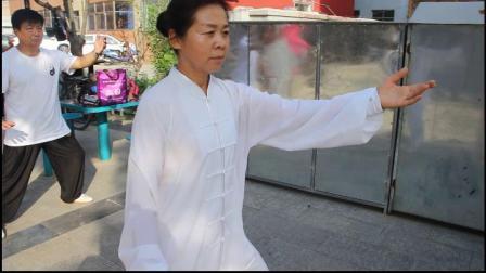 2019年榆林市太极拳二级社会指导员培训视频吴堡站