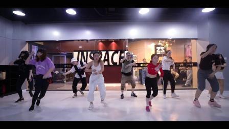 INSPACE舞蹈-Justin老师-Urban代课视频-Black