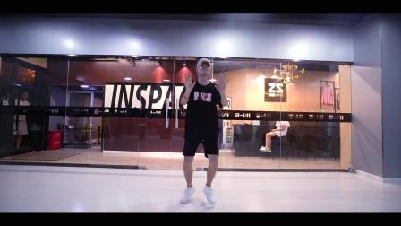 INSPACE舞蹈-Saymru老师-Urban提高课程视频-Water(完整)