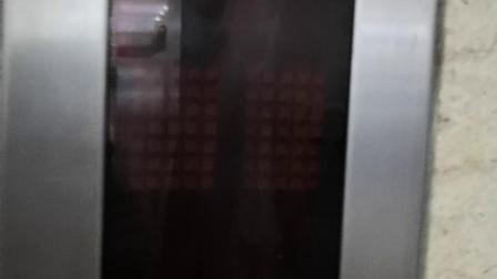 {电梯要点}某商场江南快速电梯2(另一部坏了)