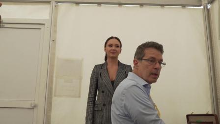安德烈.波切利 阿依达.嘉丽夫利娜 2019年6月7日圣彼得堡音乐会 台前幕后花絮 -Andrea Bocelli and Aida Garifullina