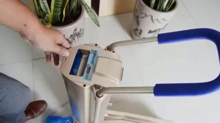猫助手拖拉式全自动鞋套机商鞋膜家用一次性智能覆膜机样板房新款