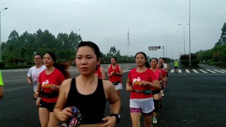 重庆大足区龙水镇荣跑团《长跑训练营》