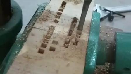 实木工方孔钻头方榫钻方眼机钻芯沙拉钻头钻孔器方形轴承打孔沉孔