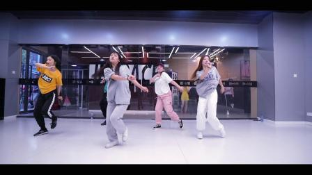INSPACE舞蹈-Carolina老师-Urban提高课程-The Plan