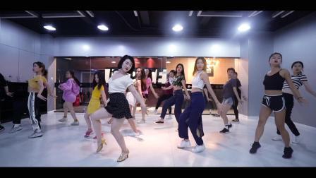 INSPACE舞蹈-Gina老师-Jazz进阶课程视频