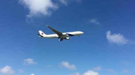 浦东机场 马来西亚航空MH388 吉隆坡-上海 A333