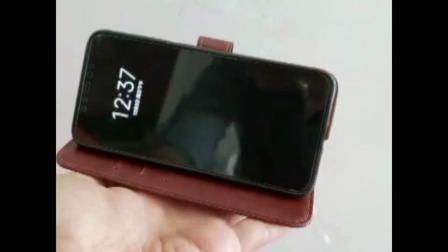 华为畅享7plus手机保护壳畅享7puls翻盖式外壳TRT-AL00保护皮套ALOO全包边硅胶软ALOOA防摔TL10a送钢化膜插卡钱包