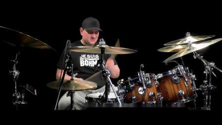 Drum Solo Felix Lehrmann   (OnlineLessons.tv)