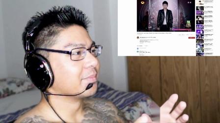 张杰 自己 海外观看反应 Jason Zhang Myself Live Reaction