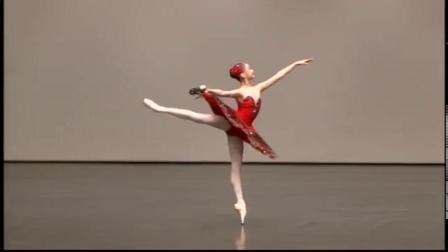 芭蕾舞《艾丝美拉达》Yujin Park La Esmeralda