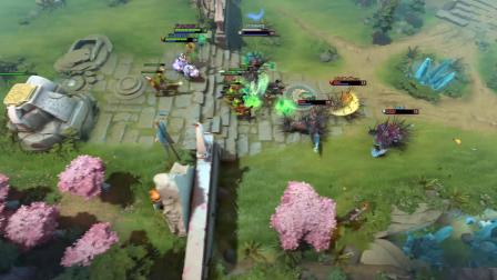 Dota 2 How to Tree Volley