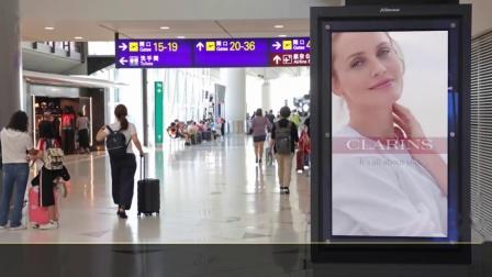 香港国际机场2019年5月广告精選参考