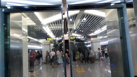 (南宁地铁)安吉客运站观光间