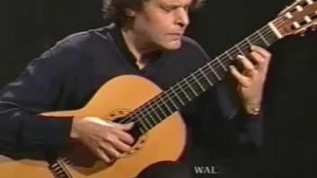 【古典吉他】迪恩斯版肖邦Waltz Op.69 No.2