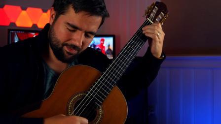【古典吉他】蜘蛛侠主题曲Far From Home SuiteBeyond The Guitar