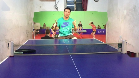 乒乓球学习方法! 邵磊邵教练