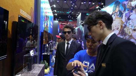 2019CJ PlayStation展台《黑衣人:全球追辑》特别活动回顾