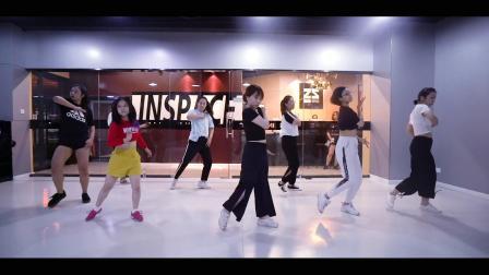 INSPACE舞蹈-Piggy老师-GirlsStyle进阶课程视频-Señorita(完整)