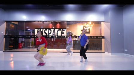 INSPACE舞蹈-妍妍老师-Jazz进阶课程视频-다 빛이나 (Gleam)(Part1)