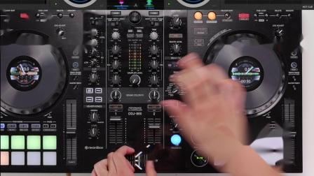 技术流,用 Pioneer DDJ-800 进行创意混音