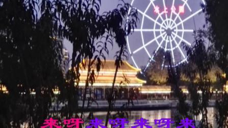 2019.8.7.津城美景.欢迎你