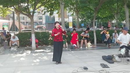 豫剧《考红》由戏迷杨柳演唱