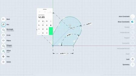 09 尺寸 Dimensions | 初学者教程(一)
