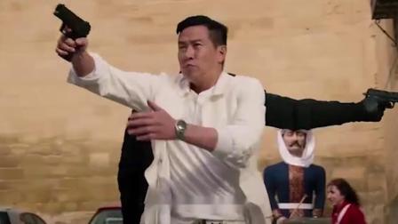 使徒行者2:张家辉最经典的一句话火了,成全片经典,导演都意外