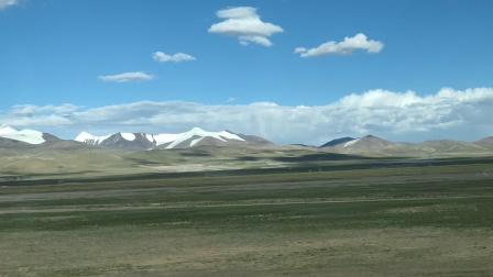 青海省海西蒙古族藏族自治州格尔木市唐古拉镇109国道