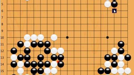唐博文1K执白对局