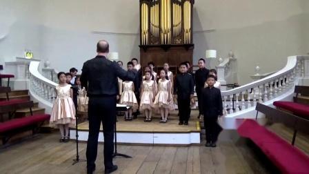 霍洛韋童聲合唱團,19.7.8 牛津大學音樂會,《赤壁》,盧長劍(作曲、指揮)