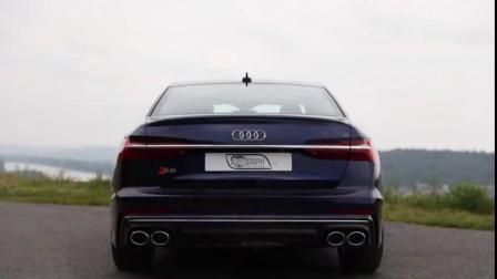 直男最想拥有的新款车:全新奥迪S6-啊车视频