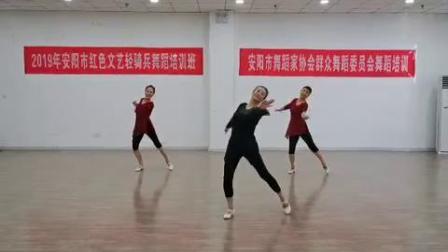 舞蹈我和我的祖国。