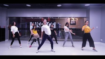 INSPACE舞蹈-CC老师-Jazz进阶课代课视频-(Part2)