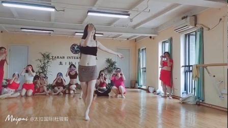 杭州市太拉国际东方舞瑜伽培训学校 —— 为大家分享一下我们家琪函老师最新原创,为太拉国际系统班学员而编。