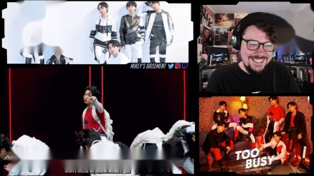 Boystory 王嘉尔 Too Busy 海外观看反应 Boystory Ft. Jackson Wang Too Busy MV Reaction
