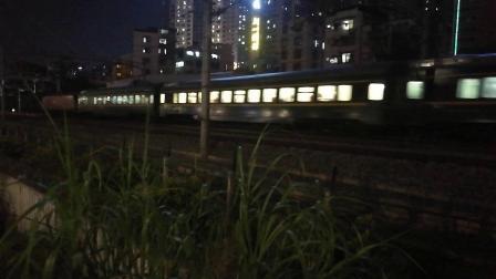 (南宁市园湖北路)Z285次列车 北京西→南宁