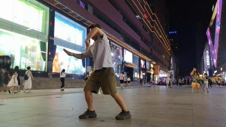 沈阳太原街街舞派对