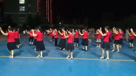 天衢乾城社区广场舞〈美丽的七仙女〉