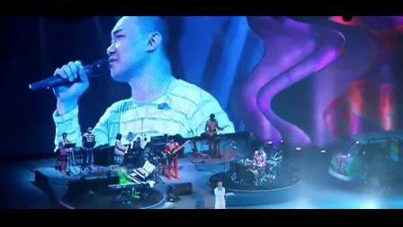 陈奕迅2012FFFM上海演唱会 现场版 K歌之王(国语)