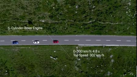 诞生20周年的991 GT3何其雄伟,它才是保时捷最拿得出手的那张名片!-啊车视频