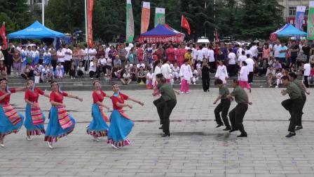 舞蹈:毛主席的光辉