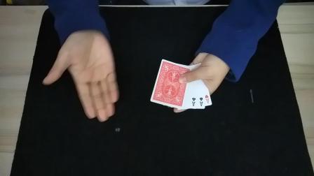 阿强魔术《可口可乐牌》