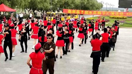 2019第三届水兵舞在泰来国家湿地公园隆重举行_01